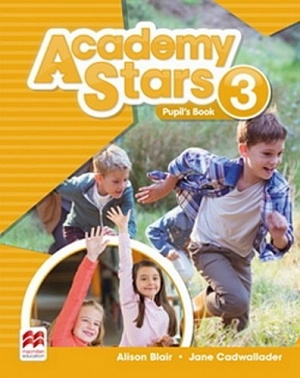 Academy Stars Level 3 Pupil's Book Pack
