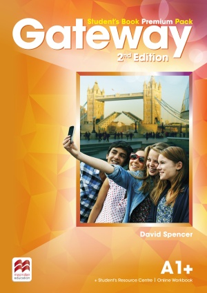 Gateway 2nd Edition A1+ Student's Book Premium Pack