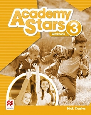 Academy Stars Level 3 Workbook