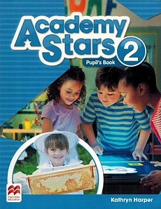 Academy Stars Level 2 Pupil's Book Pack