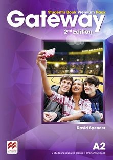 Gateway 2nd Edition A2 Student's Book Premium Pack