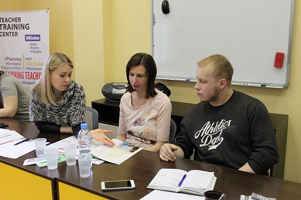"Workshop ""Various teaching styles and alternative approaches"""