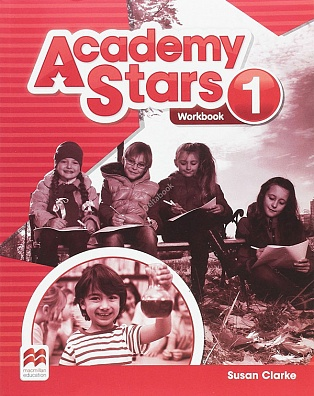 Academy Stars Level 1 Workbook